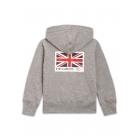 Zip hoody jacket